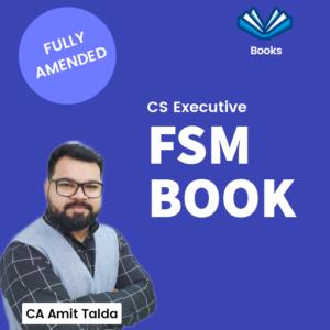 FSM Book by CA Amit Talda