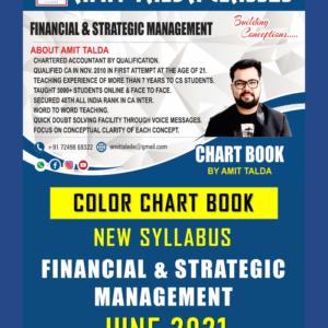 FSM Color Chart Book by CA Amit Talda