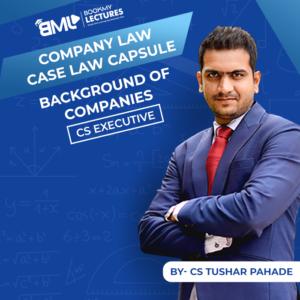 Company Law Case Law Capsule