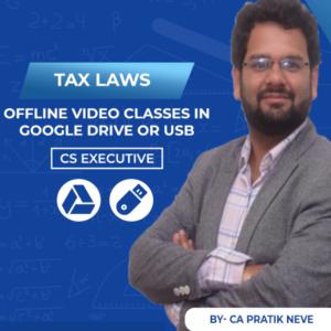 Tax Laws Video Lectures by CA Pratik...