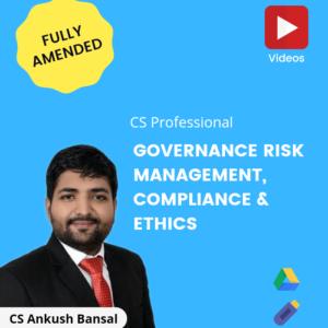 Governance Risk Management, Compliance...
