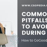Common Pitfalls to avoid during CS preparations