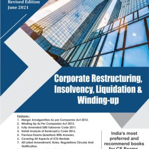 Corporate restructuring, Insolvency,...
