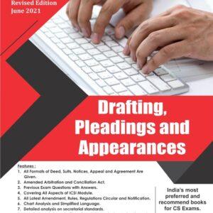 Drafting, Pleadings & Appearances...