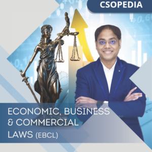 EBCL Book by CA CS Pavan Gahukar