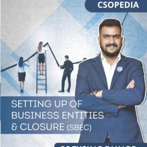 SBEC Book by CS Tushar Pahade
