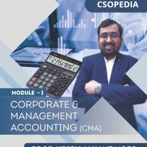 CMA Book by Prof. Krishnakant Modi