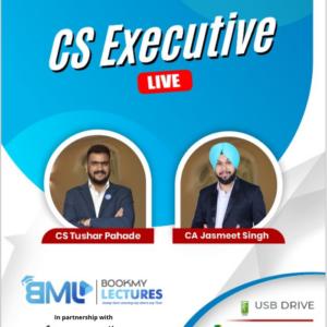 Live Batch: CS Executive Module 1
