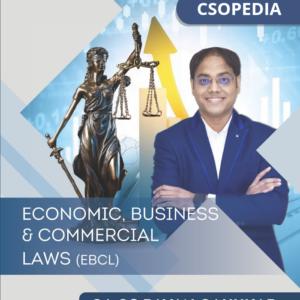 EBCL CS Executive Book by CA CS Pavan...