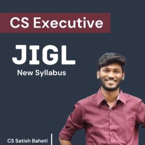 CS Executive JIGL Lectures by CS Satish...