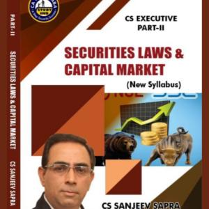 CS Executive SLCM Book by CS Sanjeev...