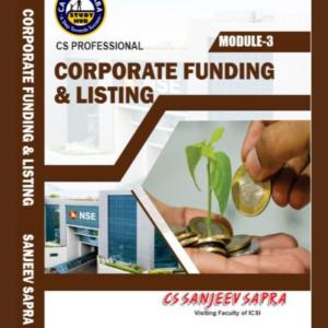 CS Professional CFL Book by CS Sanjeev...