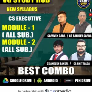 CS Executive Both Modules Combo Video...