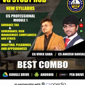 CS Professional Module 1 Combo Video...