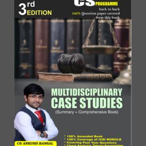 CS Professional Multidisciplinary Case...